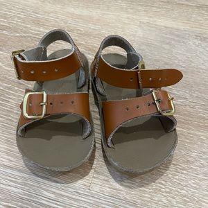 Baby Sea Wees Salt Water Sandals tan 3 Infant